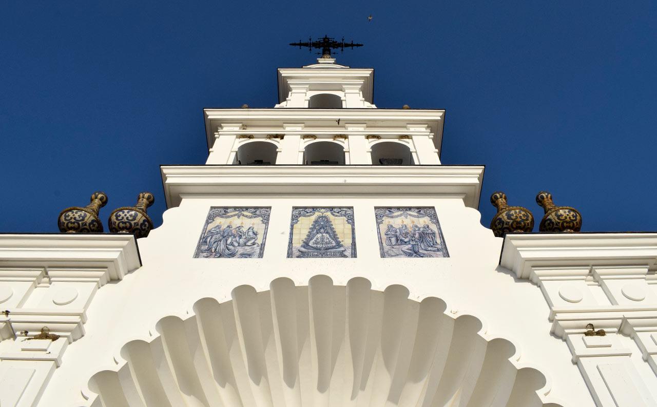 El Rocío im September – fernab des Wallfahrt-Trubels