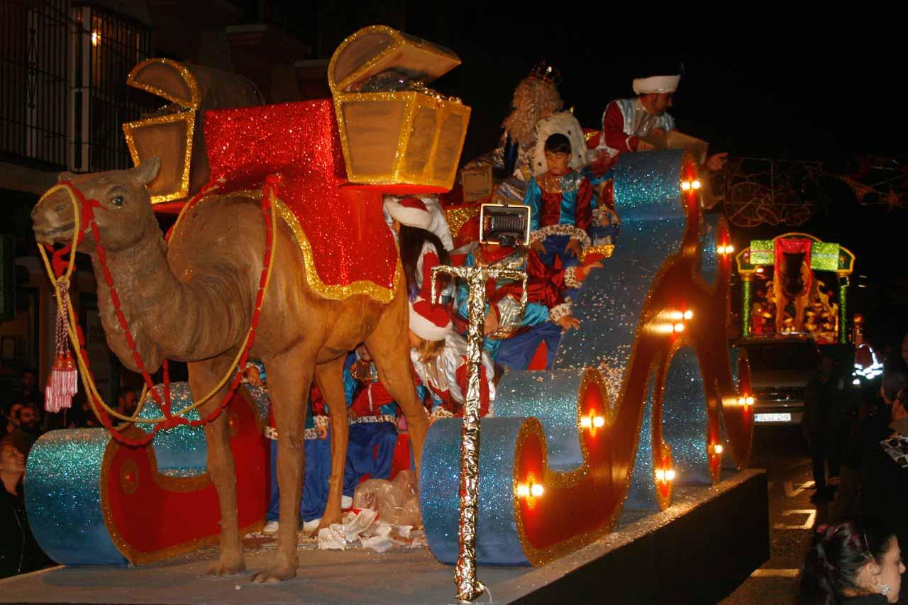 Die Weihnachtszeit in Andalusien
